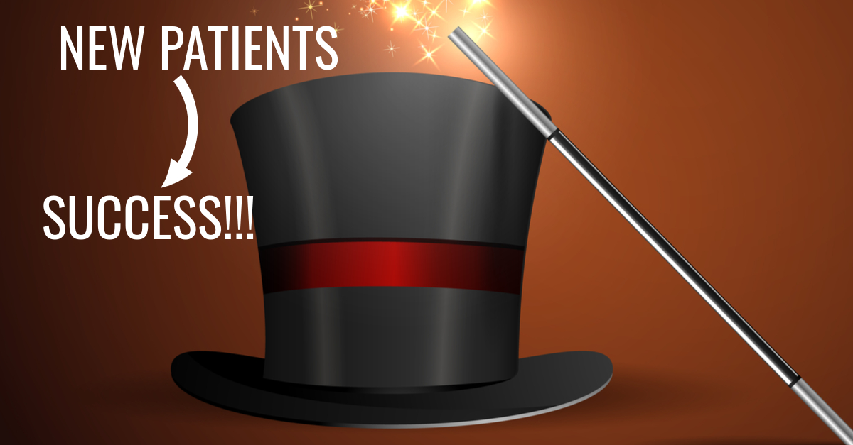 I Need New Patients!