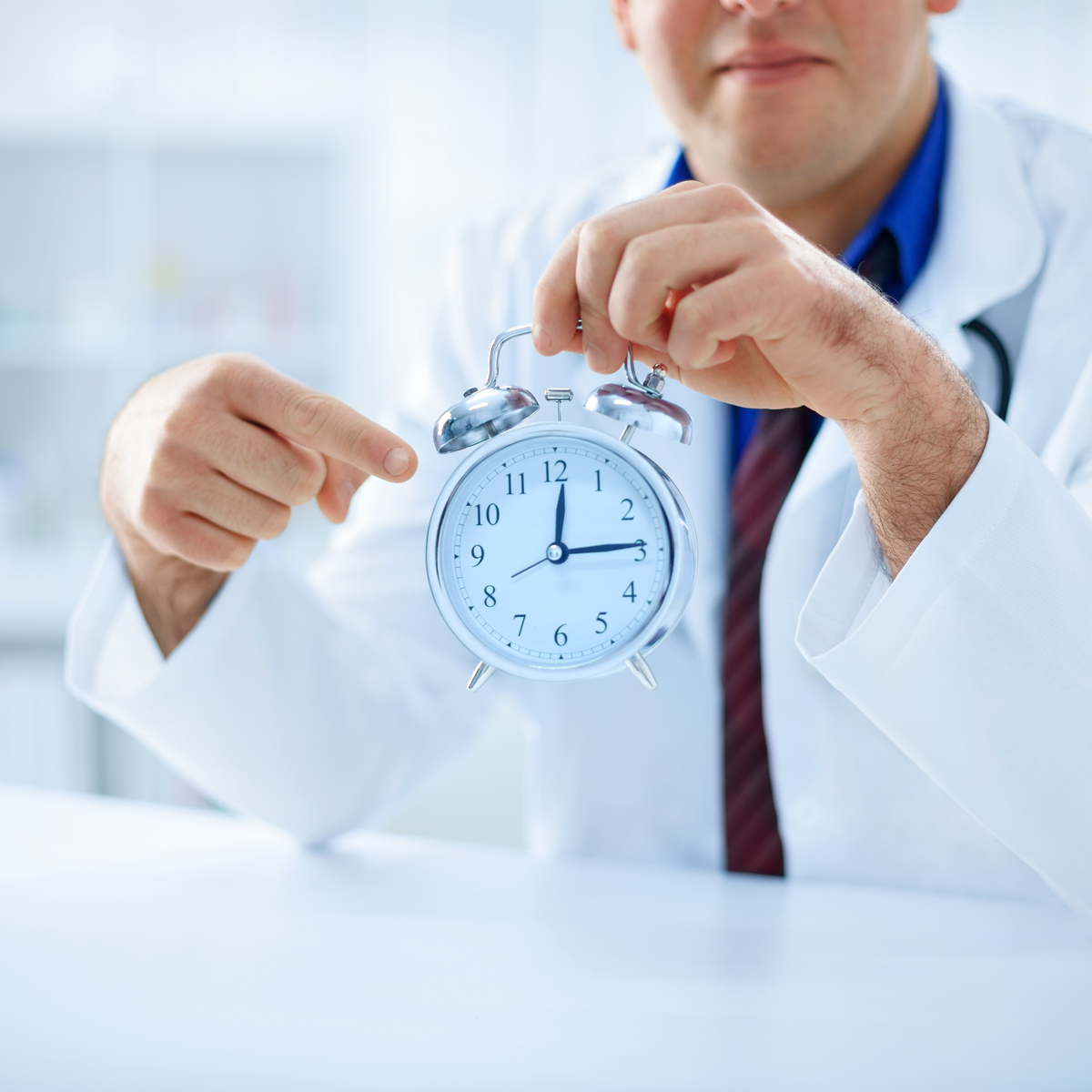 Doctor Runs Late – Is This Destroying My Practice?