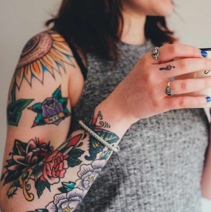 Large Tattoos on Team Members – Do You Hire Them?